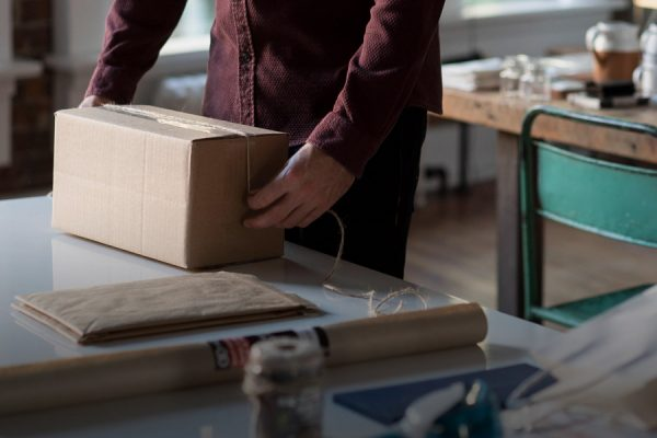 Co-packing and packaging of goods